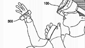 """Réalité virtuelle: Samsung a breveté des contrôleurs """"magnétiques"""""""