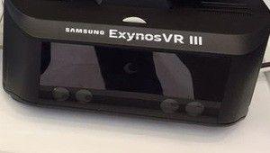 Samsung a un prototype de casque autonome pour la VR