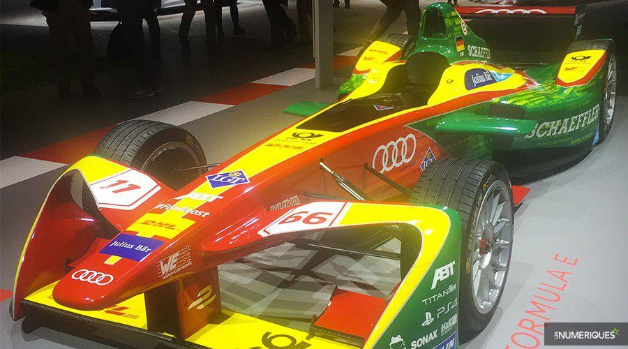 Audi et BMW s'électrisent pour le championnat Formula E