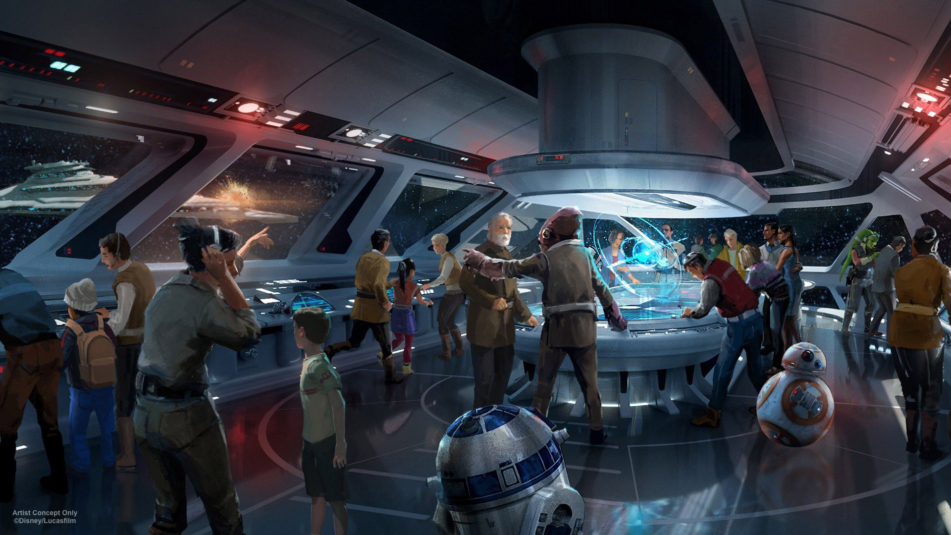 Star wars hotel disney 31