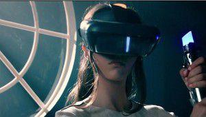Lenovo présente un casque de réalité augmentée