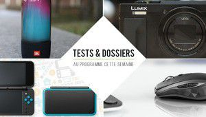 7 jours de tests – Panasonic Lumix TZ90, New Nintendo 2DS XL