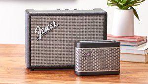 Fender dévoile ses deux premières enceintes Bluetooth
