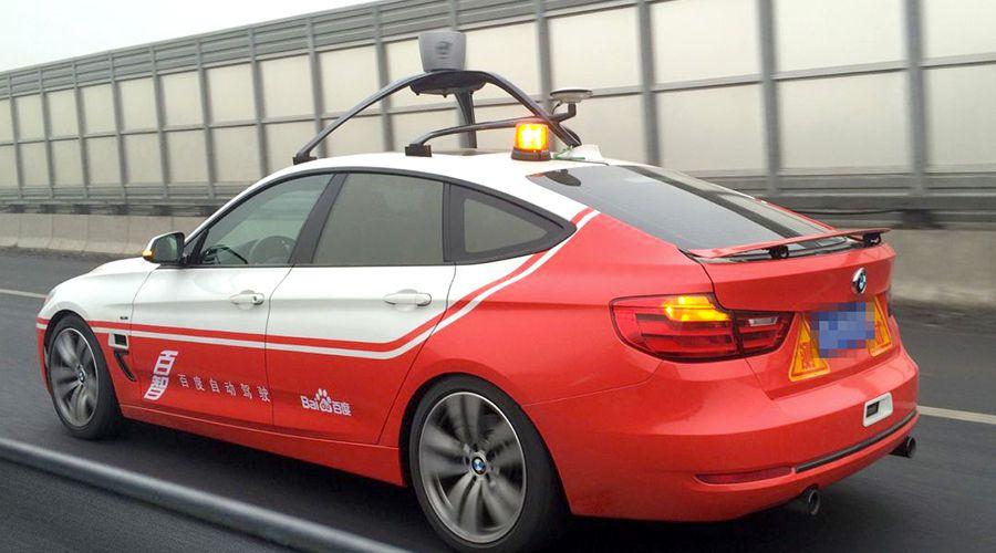 Alliance Baidu-Microsoft pour le développement de la voiture autonome