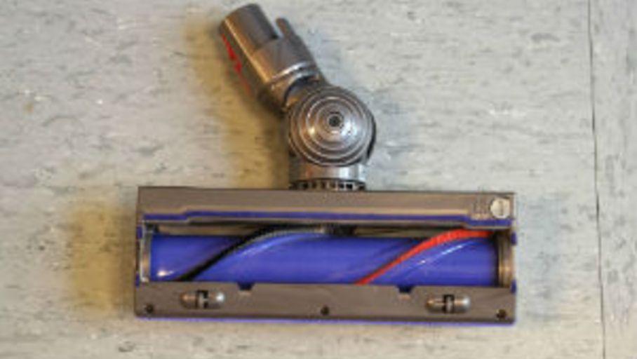 Labo – Dyson V7 AnimalPro : la motorisation de la brosse
