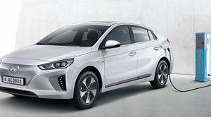 Pénurie de lithium-ion pour la Hyundai IONIQ