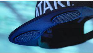 Speakerhat: une casquette-enceinte, vous en rêviez? Atari l'a fait