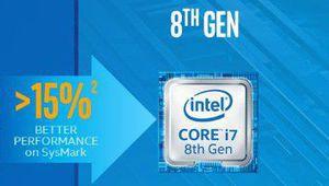 [MàJ] Les processeurs Intel Coffee Lake se révèlent doucement