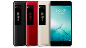 Meizu dévoile ses Pro 7 et Pro 7 Plus: 2 modules photo et 2 écrans