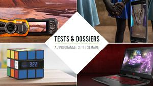 7 jours de tests – Nokia 6, HP Omen 15, Polaroid iF045, Ricoh WG-50