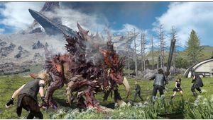 Final Fantasy XV officialisé sur PC pour début 2018
