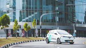 Des taxis autonomes payants en 2018 à Singapour