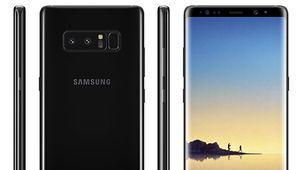 Samsung présente son Galaxy Note 8 avec double module photo