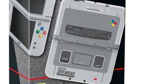 Une New 3DS XL aux couleurs de la Super Nintendo arrive en Europe