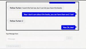 L'IA de Facebook invente son propre langage