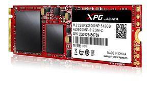 Adata XPG SX9000: du SSD M.2 très rapide en MLC
