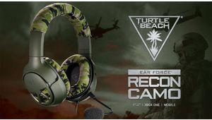 Recon Camo: Turtle Beach lève le voile sur son nouveau casque