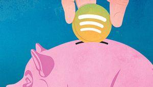 Spotify s'accorde avec Warner et est prêt pour son entrée en Bourse