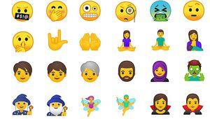 Android Oreo: le plein de nouveaux emojis!