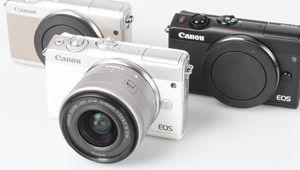 Canon dévoile l'hybride EOS M100, une version allégée de l'EOS M6