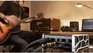 Tascam lance l'US-1x2, sa nouvelle interface audio USB