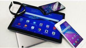 Huawei annonce la tablette Mediapad M3 Lite et le smartphone Y6 Pro