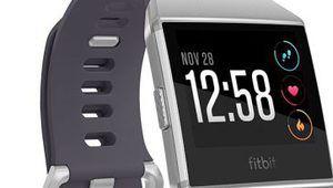 """Ionic, la première """"vraie"""" smartwatch de Fitbit qui mise sur le sport"""