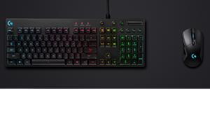 IFA 2017 – G613 et G603, clavier et souris sans-fil conçus pour le jeu