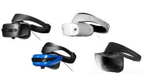 IFA 2017 – Les casques de réalité virtuelle se ressemblent tous