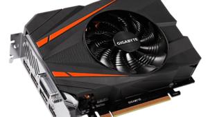 Une GeForce GTX 1080 de moins de 17 cm de long