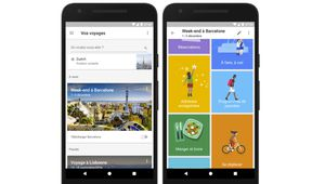 Google Trips est disponible en version française