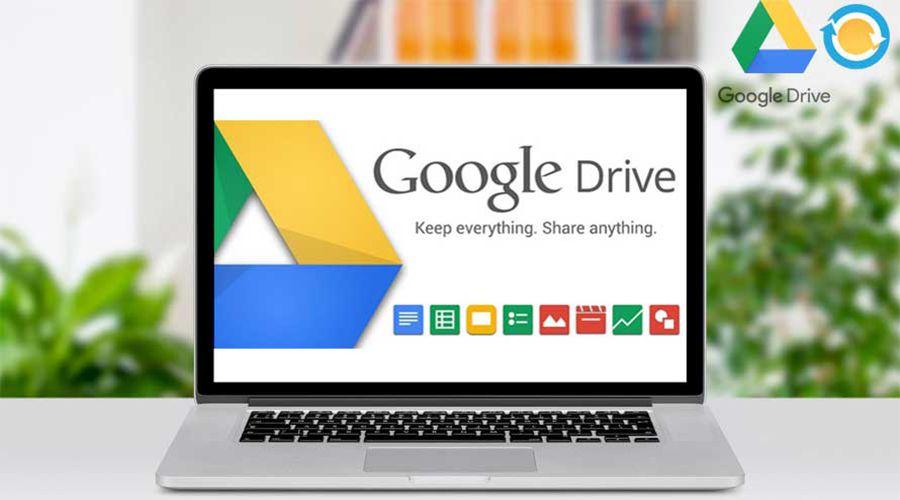 Google annonce la fin du client Drive pour PC et Mac