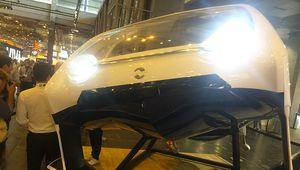 Opération séduction pour SeaBubbles, le taxi hydrofoil