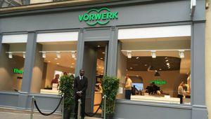 Vorwerk ouvre son premier magasin parisien, quartier de l'Opéra