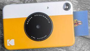 Kodak Printomatic: un (presque) nouvel APN instantané