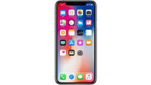 Apple présente son iPhone X avec un écran Oled sans bords