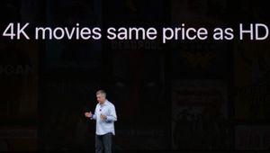 iTunes Store: les films en Ultra HD au prix des films HD