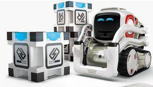 Prise en main– Cozmo, le petit robot joueur et attachant
