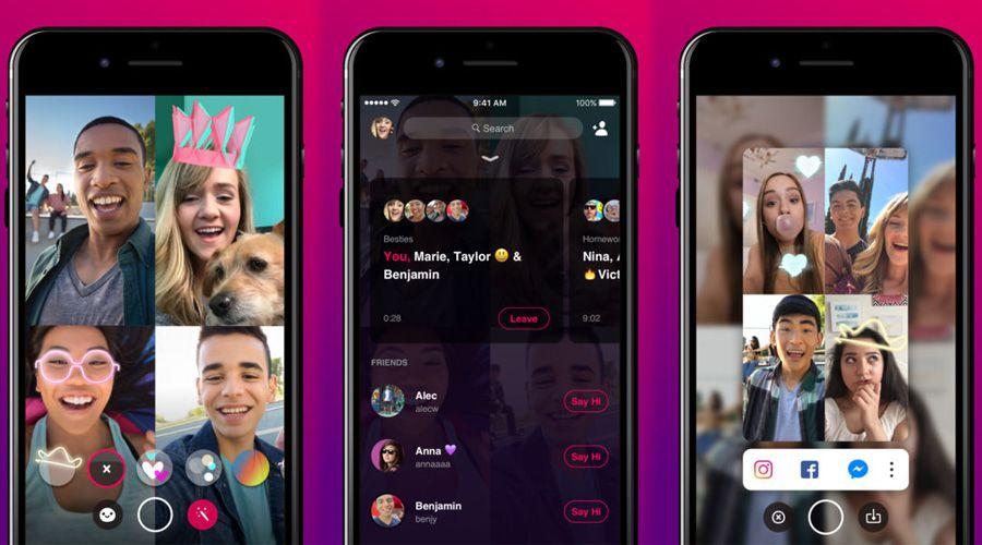 La messagerie vidéo de Facebook apparait timidement dans l'App Store — Bonfire