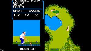 Un jeu de golf planqué dans la Nintendo Switch?
