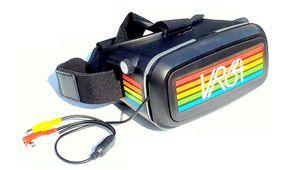 Le Commodore 64 a son casque de réalité virtuelle, et il fonctionne