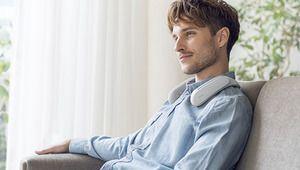 Avec la SRS-WS1, Sony adopte le concept de l'enceinte tour de cou