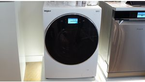 Whirlpool facilite la corvée de linge avec le lave-linge W Collection