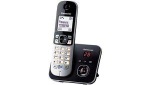 Panasonic s'essaie au téléphone fixe à réduction de bruit ambiant