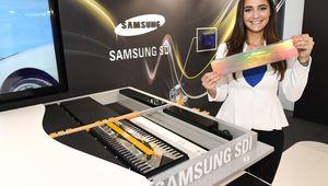 Samsung SDI présente des batteries de voiture modulables