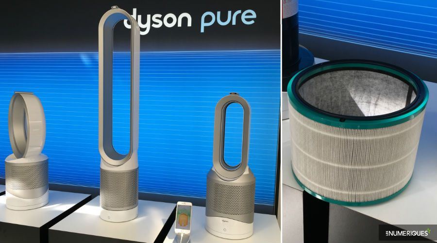 dyson offre de nouveaux filtres ses purificateurs d 39 air. Black Bedroom Furniture Sets. Home Design Ideas