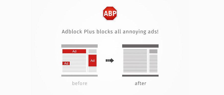 AdBlock Plus peut bloquer les scripts mineurs de cryptomonnaies
