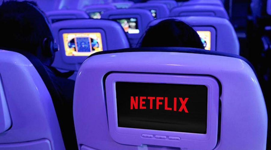 Netflix veut poursuivre sa conquête du monde dans les avions