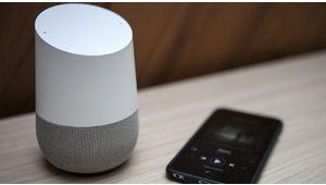 Labo – La Google Home entre dans notre labo son