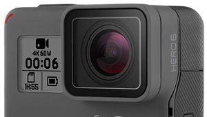 GoPro Hero6 Black: vidéo 4K/UHD 60p et processeur maison